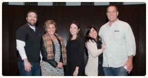 Comedy Group Photo 2013