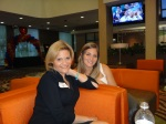 Natasha and Lauren at the California Association of Criminalists meeting! November 2012