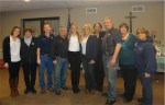 Thank you to the Knights of Columbus and the Columbiettes! January 2013