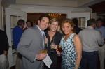 Matt Haines, NJP Executive Director Karen Owen and Natasha Alexenko