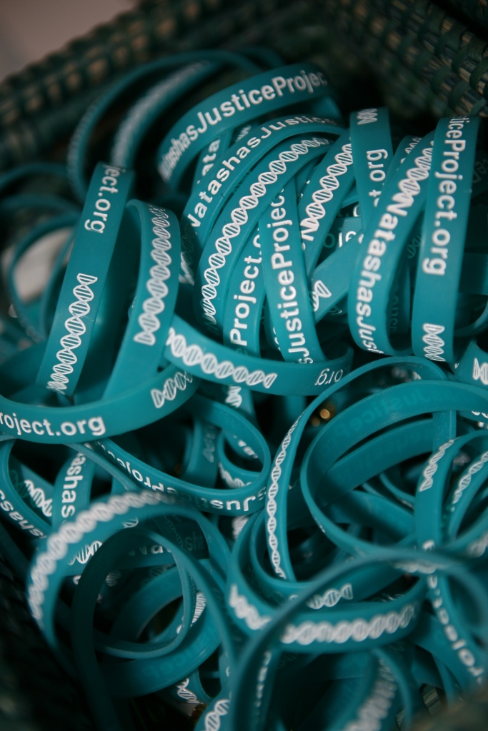 Teal for Sexual Assault Awareness